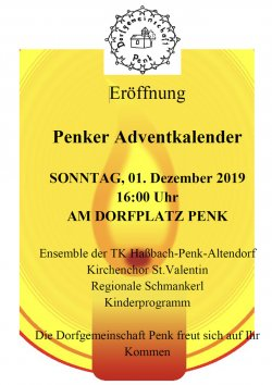 Penker Adventkalender